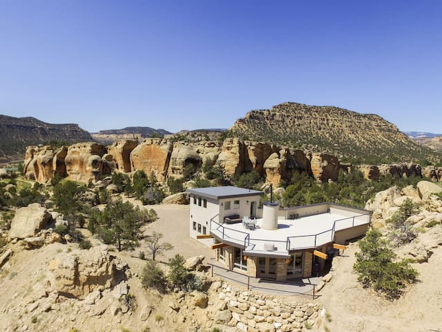 Escalante Cliff House