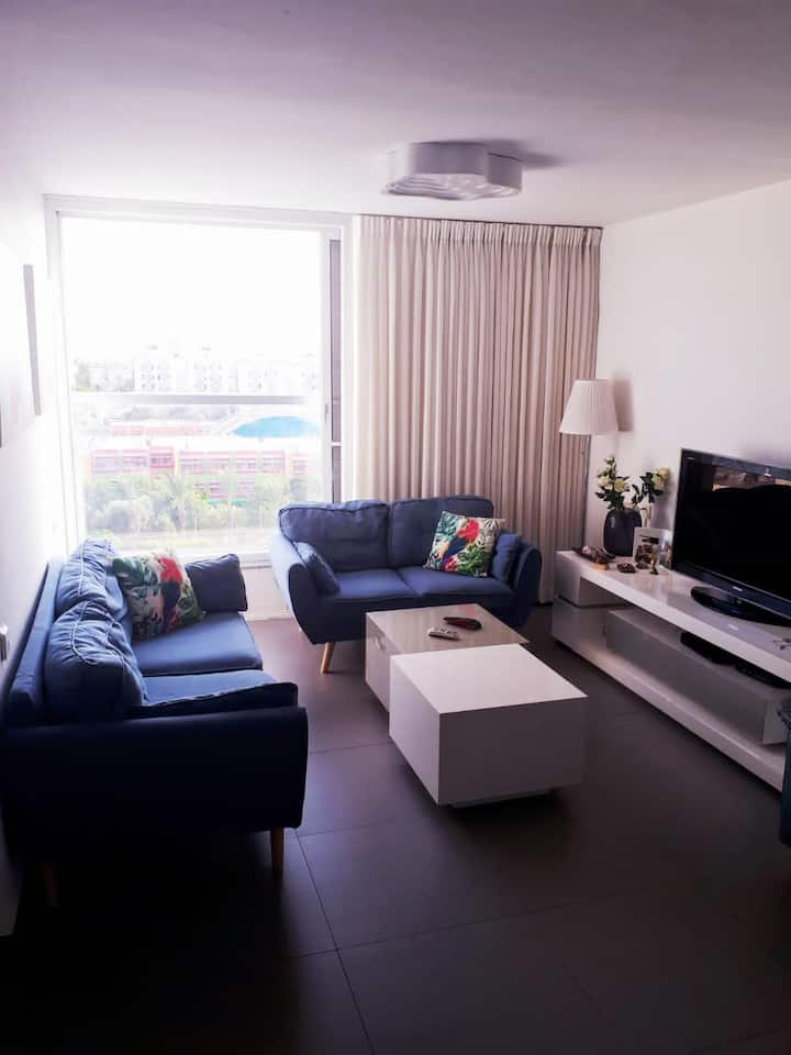 New - Luxury suite 10 min from TLV (for 6 people)