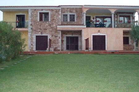 case vacanze sardegna appartamento 1 - Tanaunella