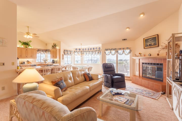 OCEAN VIEW Spacious Beauty! - Arroyo Grande - Casa
