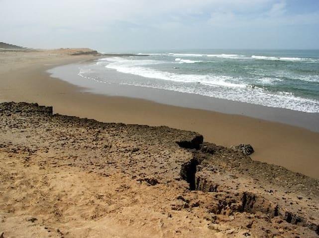 """Gîte """"océan et nature"""" - Chtouka Ait Baha Province - House"""