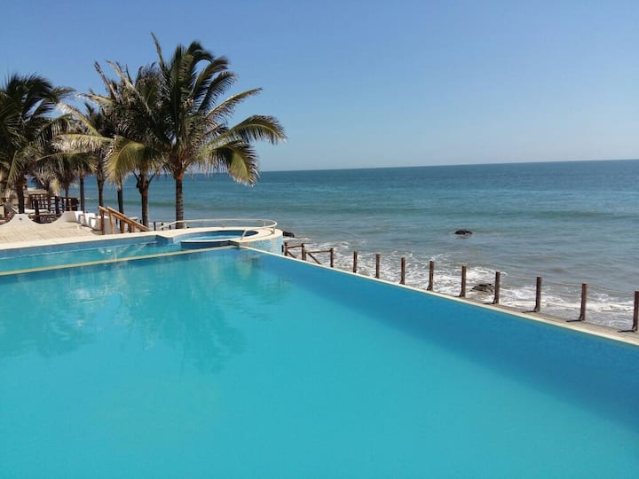 Amazing Ocean View, King s/bed  (G)
