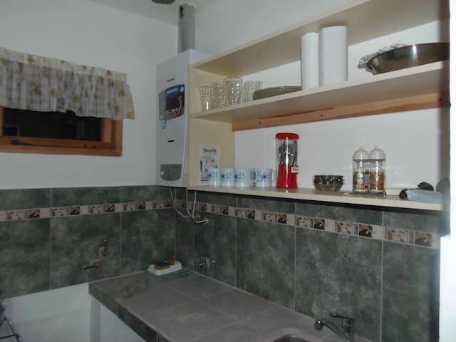 Dpto. avenida principal - San Martin de los Andes - Apartment