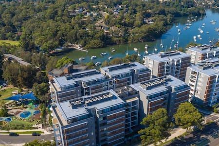 North Shore Gem 10Km to Sydney CBD + Free Parking