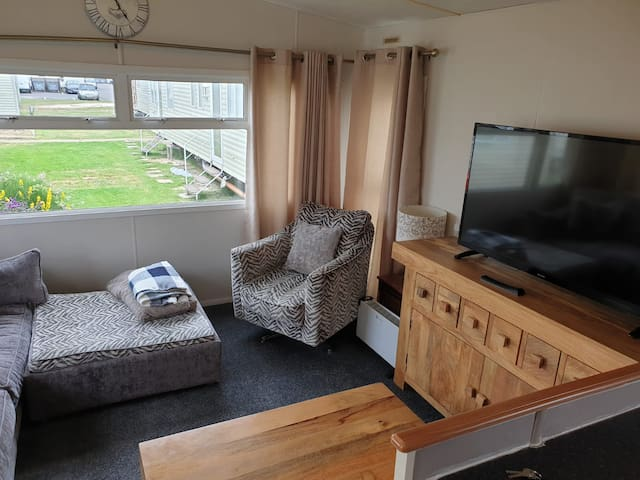 Seawick Holiday Park Caravan Home from Home!
