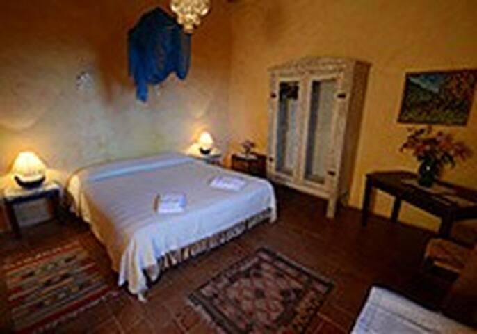 Charming Tuscany- The Walnut Room