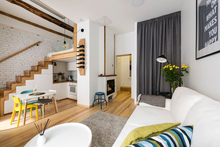Old Town Studio Apartments - Vilnius - Apartamento