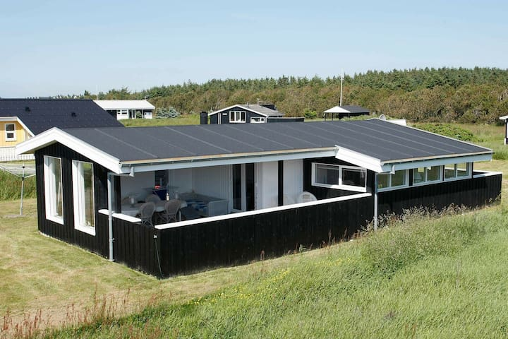 Adorable Holiday Home in Løkken with Whirlpool