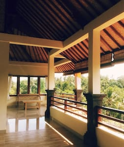 Luxury one bedroom & Yoga space 3F - Ubud - Apartment