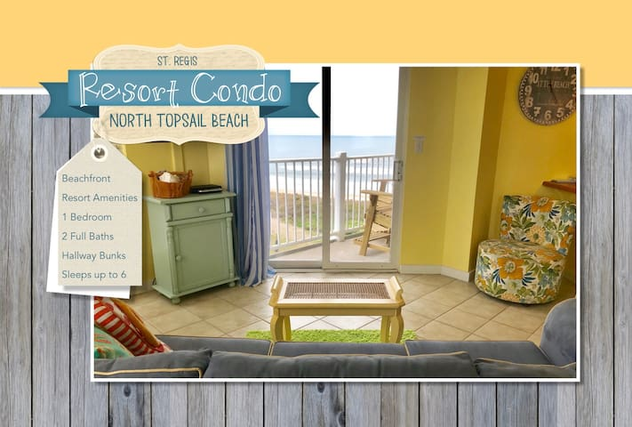 Family-Friendly Resort on Topsail Island