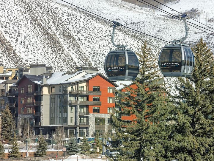 2 Bedroom Penthouse Beaver Creek Ski in Ski Out