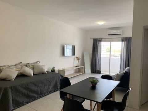 Светлая новая квартира