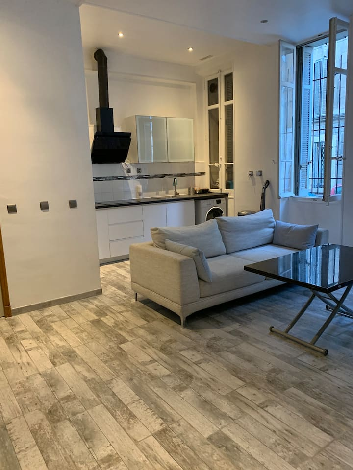 Appartement 5e quartier Baille