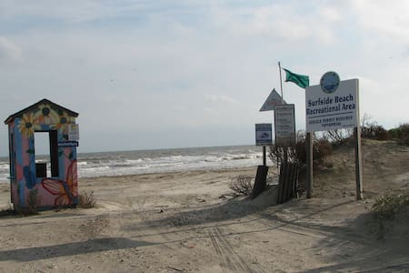 Beach Bothy - Surfside Beach - Dom