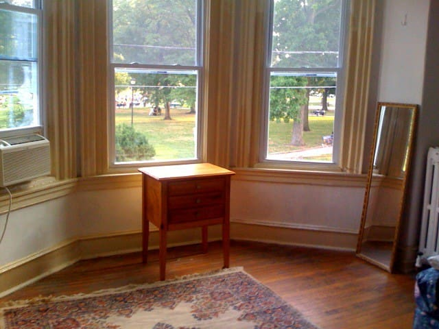 Spacious room with a view - U Penn - Philadelphia - Huis