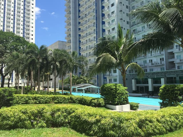 Grass Residences Condo for rent SM - Quezon City - Apartament