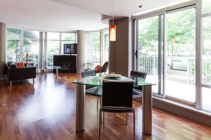 Waterfront townhouse in Yaletown - Vancouver - Casa