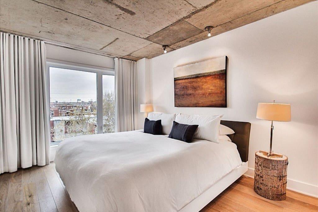 Lumineux contemporain accessible appartements louer - Appartement a louer vieux port montreal ...
