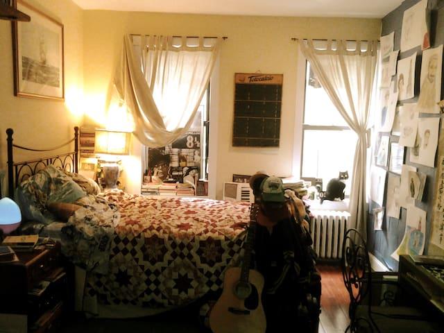 You guys... My apt is Awesome! - Nowy Jork - Apartament
