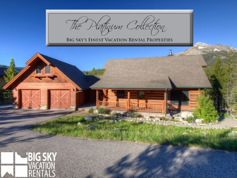 Big Sky Resort, Elk Creek Lodge, Exterior, 1
