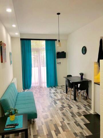Apartment at Tsereteli