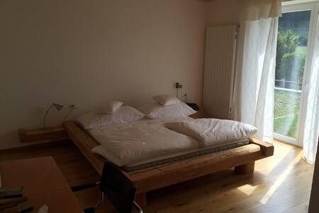Chambres d'hôtes - L'Oiselière, (Roche-d'Or), Chambre - La Chouette (1 à 2 personnes)