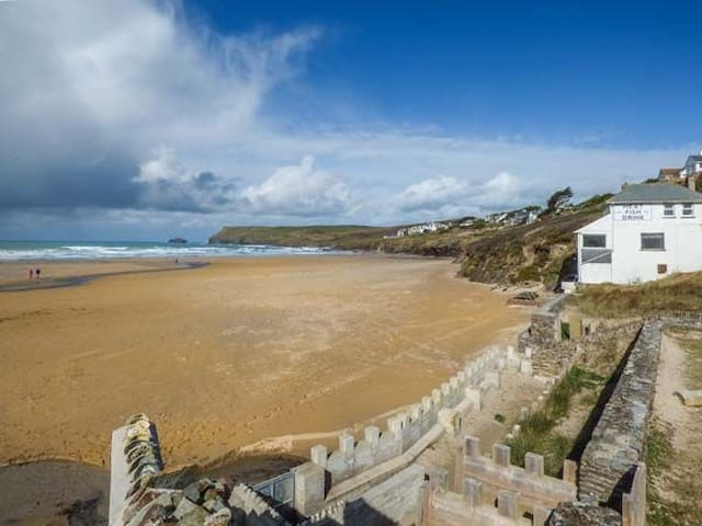 #4 Tides Reach, Beach Bungalow, Polzeath - Polzeath