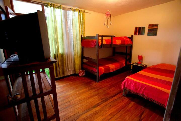 Habitacion Triple Privada - San Pedro
