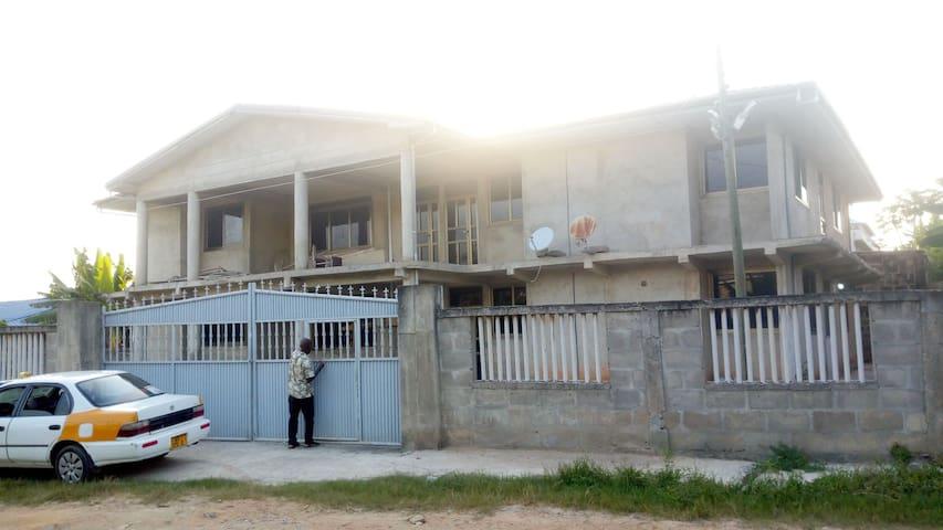 The Volunteer house V.W.G