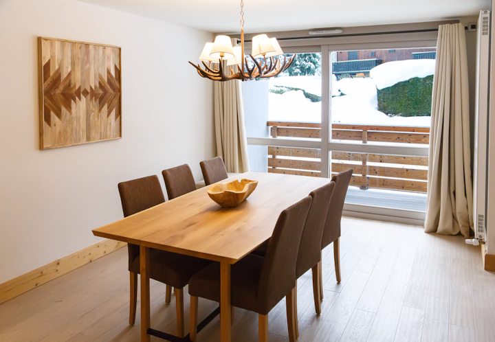 Fabulous Residence Lesporting Ski - AE203