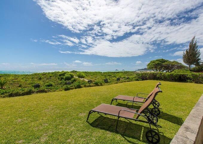 Voyager Beachfront Retreat - Kailua - House