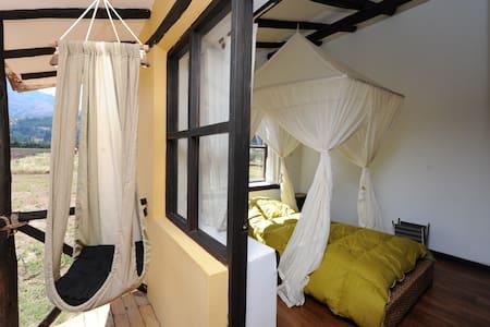 Apus Gaia Habitación simple - Pisac - Bed & Breakfast