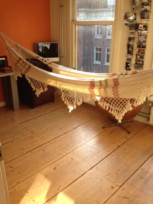Hammock for your leisure..