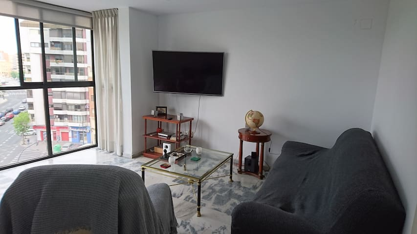 Double room- Downtown- WiFi- Private toilet