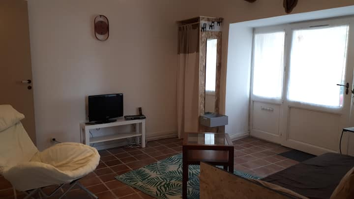 Puy-Saint-Martin : appartement vouté