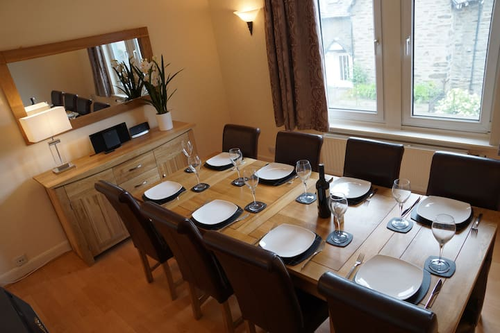 4 Bedroom Holiday Home in Pitlochry - Pitlochry - Apartamento