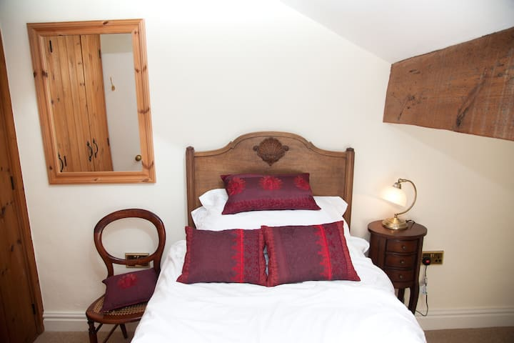 Bedroom 7  This room now has a 'day bed' which can be converted to a double bed if required - let us know when you book.
