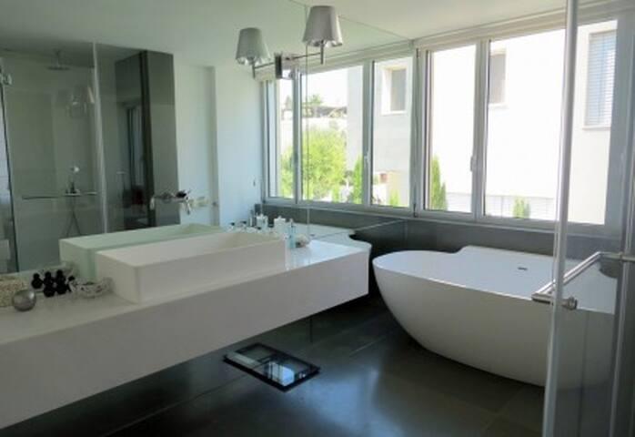 best villa/pool herzliya pituach - Herzliya - Huis
