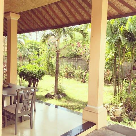 Wakbu Guest house Fan rooms