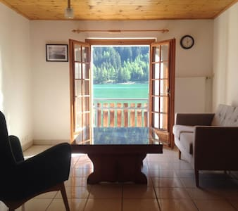 Champex-Lac, Single room in a friendly bnb