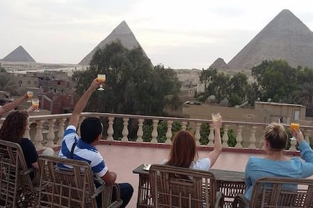 Pyramids View Apartment 40$/Night
