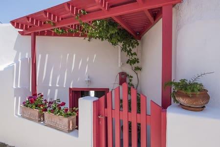 Casa Maria, center of Fira - Santorini