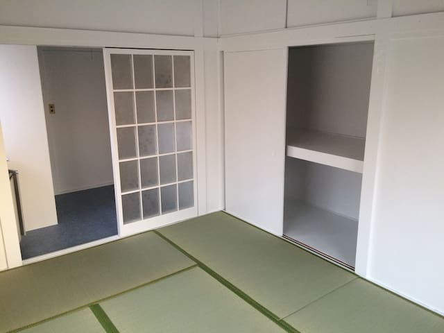 Totally Private Apt#C33 for 2 Shibuya 40min Ctr 45 - Komae - Appartement