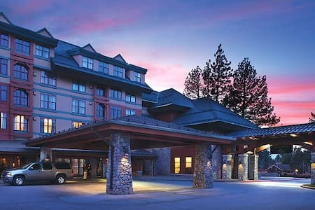 Vacation week in Tahoe at Marriott by Heavenly! - サウス·レイク·タホ