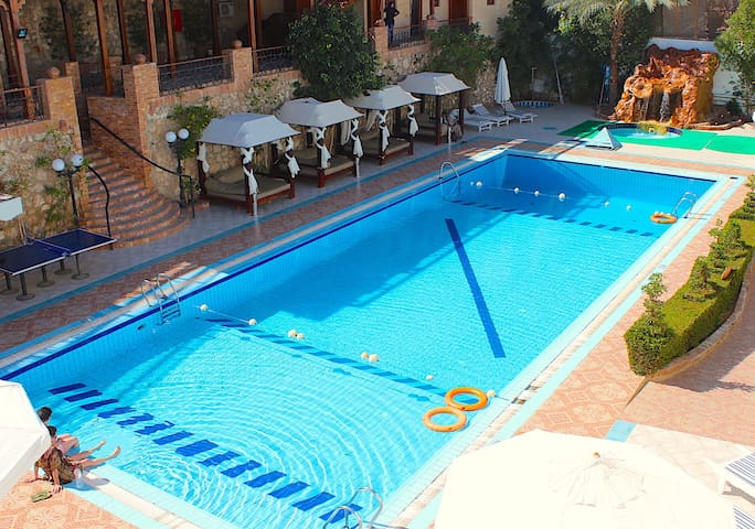 Naama Blue Hotel S1