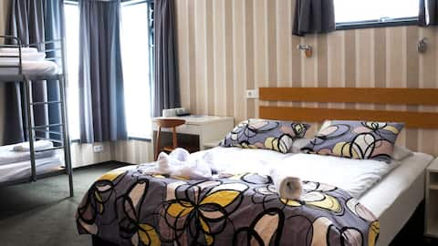 Hotel Skogafoss - Family room for 4 persons
