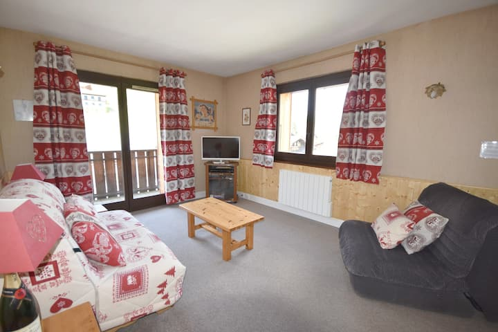 Marcelly- 5people- 1 bedroom apartment in center