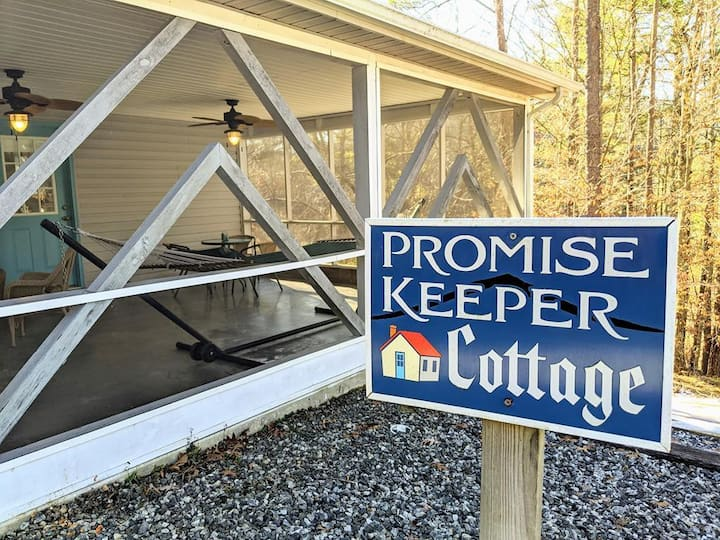 Promise Keeper Cottage