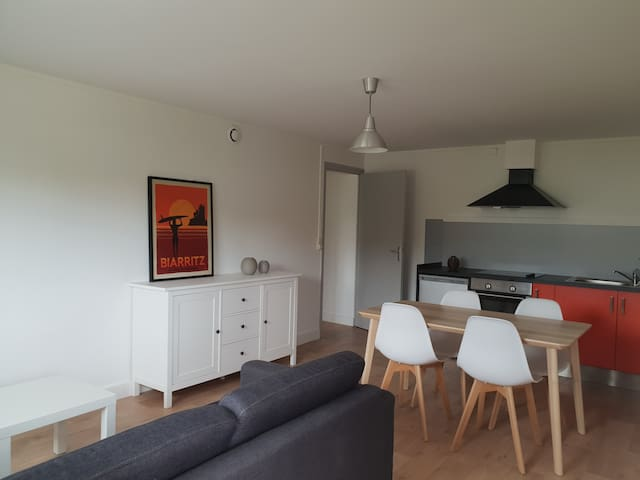1 room Apartment in the Basque Country