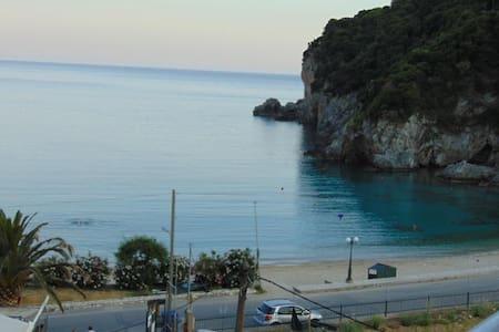 Sea View Studio for 2 p near beach - Palaiokastritsa